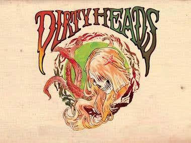 Dirty Heads Logo