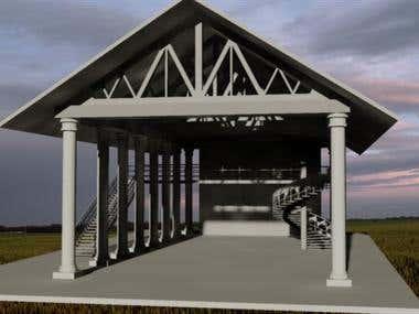 Greco-Roman Temple