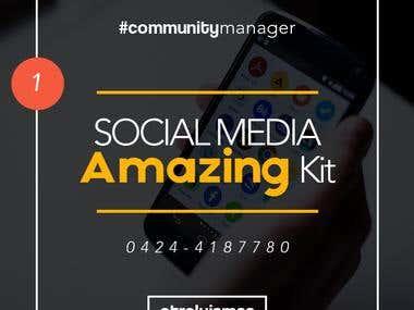 Diseño servicio community manager