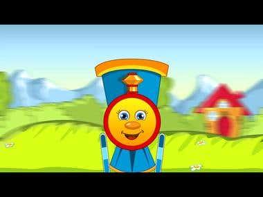 Children's app for watching cartoons (iPhone/iPad)