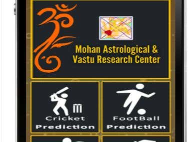 Mohan Astro Android Application
