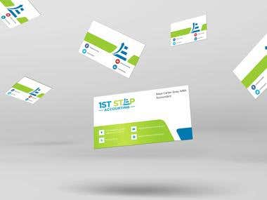 Logo/Business card/Letterhead