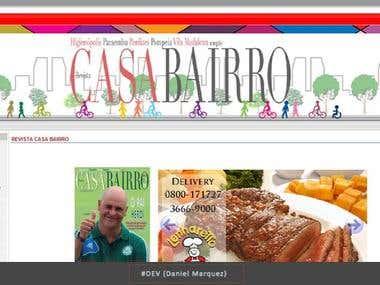 Revista Casa Bairro - BRAZIL