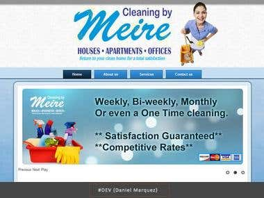 Meire House Cleaning - USA