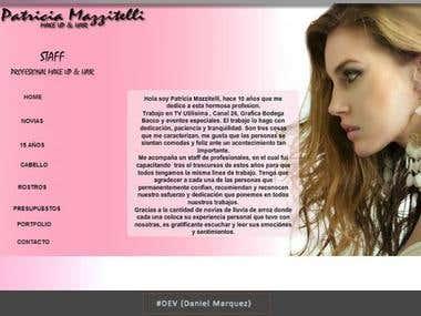 Patrizzia Mazzitelli - ARGENTINA