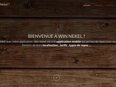 Win Nekel ?