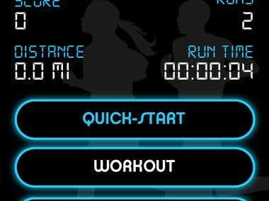 Athlete Mobile App