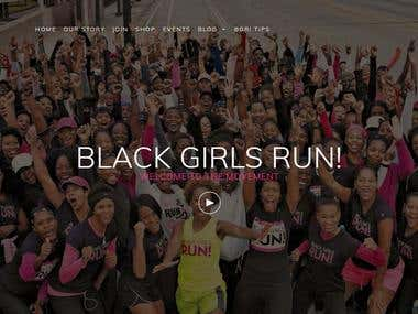Black Girls Run