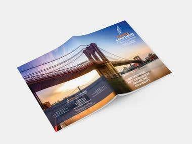 Marcus & Millichap Brochure Design