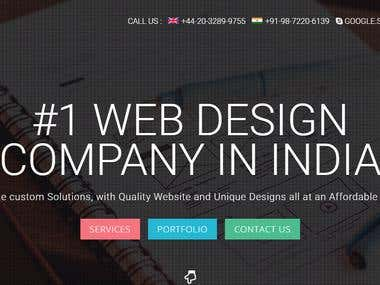 Mandy Web Design