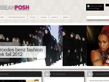 Fashion website: http://www.caribbeanposh.com/