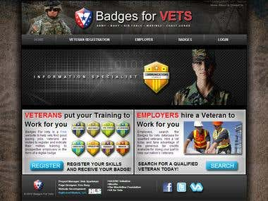 http://badgesforvets.org/