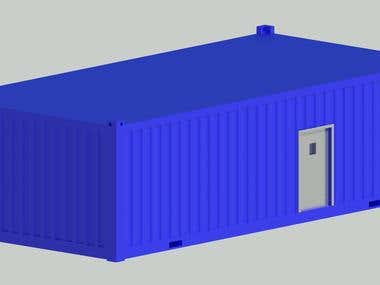 Container design in Revit