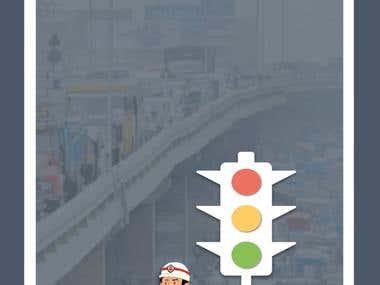 Surat Traffic E Challan