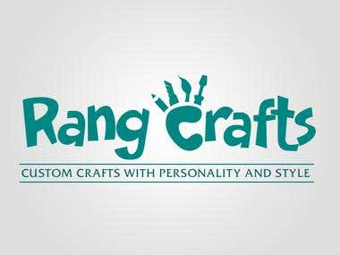 Logo for hand made crafts website