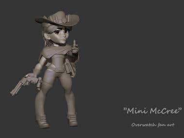 Mini McCree