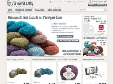 www.echappee-laine.fr