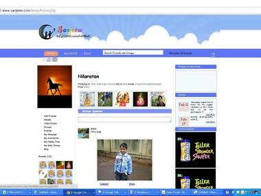 Social Networking- Kids ( Play Home)