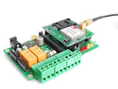 TiDiGino remote controlled thermostat