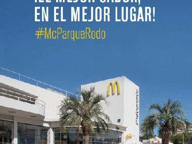 Gif McDonald's