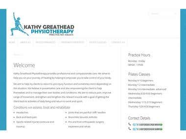 Kathy Greathead Physiotherapy