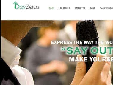 Job portal - india based