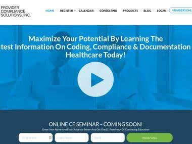 DCSeminarsonline: Online Courses and Seminar Reservation W/S
