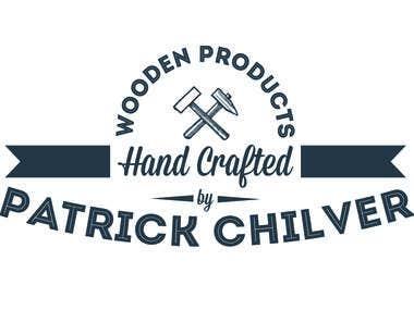 Logo design for Patrick Chilver