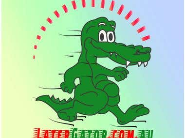 sppedy Alligator