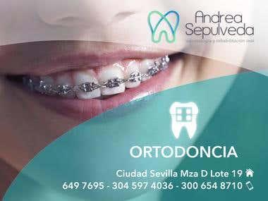 Dental office/consultorio dental Andrea Sepulveda (Colombia)