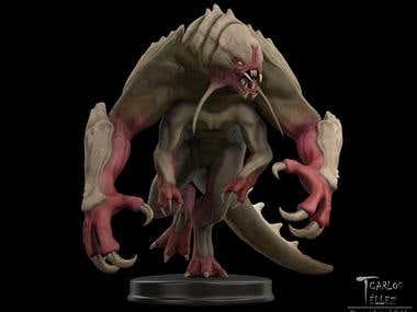 Creature - Goliath