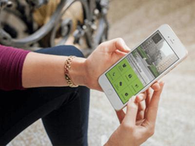 Gaur Cascades Mobile App