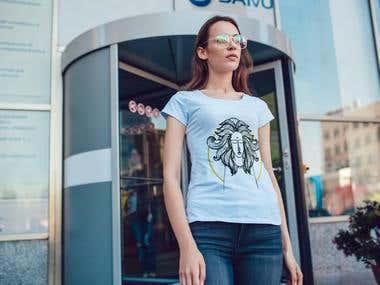 "T-shirts ""Zodiac"""