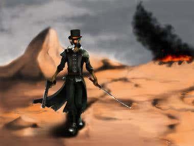 Desert reaper