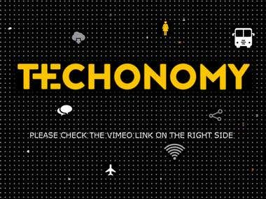 Techonomy 2016 Idents