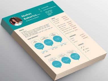 Resume(CV) Design