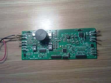 Autonomus street light system controller with  MPPT.