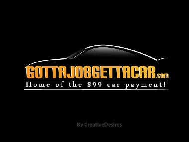 Gottajobgetta car animated logo