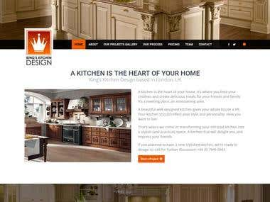 Kings Kitchen Design http://www.kingskitchendesign.com