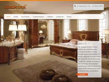 Anukul Furniture Pvt Ltd.
