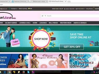 Multivendor eCommerce Site ( FealDeal.com)
