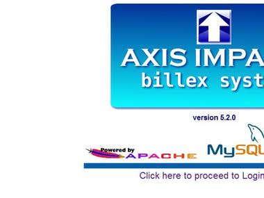 Billex System