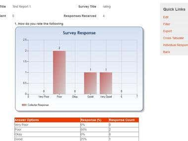 Online Survey Tool / Survey Software / Opinion Poll