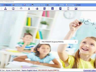 SkyZone School Management
