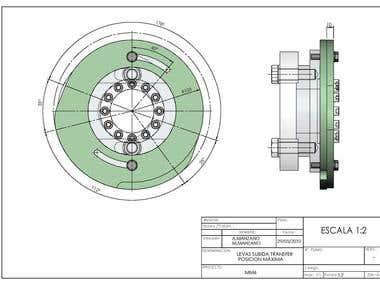 Diseño de maquinaria / Machinery design.