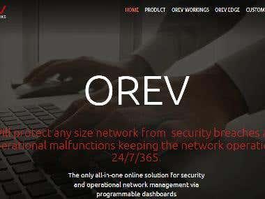 Orev Secured Networks - US
