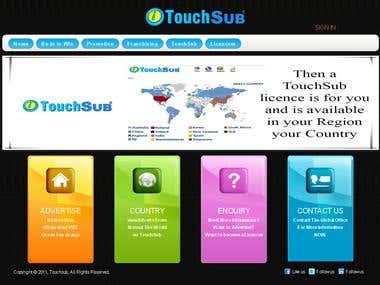 touchsub