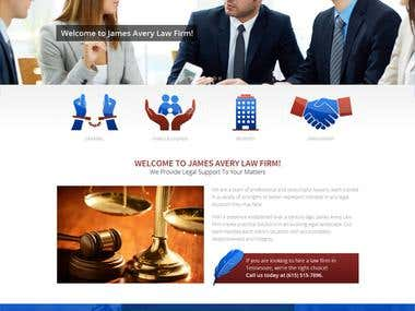 James Avery Law Firm http://www.jamesavlawfirm.com/