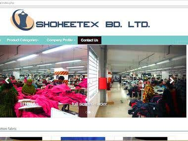 shoheetex-bd.com
