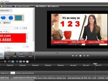 Video Editing Expert Using Camtasia Studio